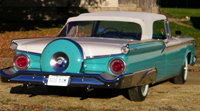 Convertible Tops & Accessories:1959 Ford Galaxie & Sunliner