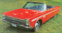 Rubber Weather Seals:1965 thru 1966 Plymouth Fury III & Sport Fury (C Body) Convertible