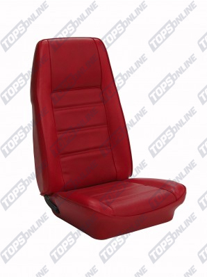 Seat Covers:1971 Ford Mustang (Convertible, Coupe, and Sportsroof) Standard Upholstery
