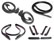 Convertible Tops & Accessories:1986 thru 1993 Chevy Corvette (C4):Weather Seal Corvette 1986 thru 89 10 Piece Seal Kit