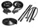 Convertible Tops & Accessories:1971 thru 1976 Oldsmobile 88, Delta 88 Royale & 98 (Ninety Eight):Weather Seal GM B Body 1971 thru 76 8 Piece Seal Kit