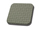 Seat Covers:1958 thru 1964 Volkswagen Beetle Sedan and Convertible:Vinyl VW Basketweave Gray 06