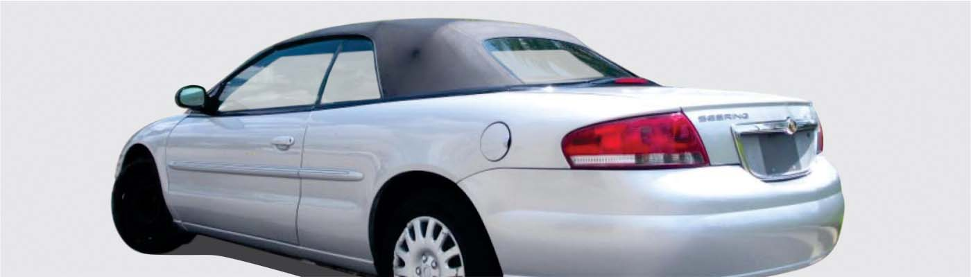 Chrysler Sebring on Chrysler Sebring Convertible Accessories