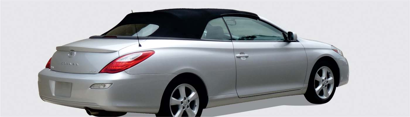 2004 thru 2009 toyota camry solara se sle and sport convertible tops and accessories topsonline. Black Bedroom Furniture Sets. Home Design Ideas