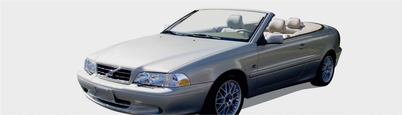 1998 thru 2005 Volvo C70 - Convertible Tops And Accessories | TopsOnline