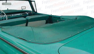 Convertible Tops & Accessories:1959 Ford Galaxie Sunliner