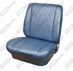 Seat Covers:1964 Chevy Chevelle Convertible Only
