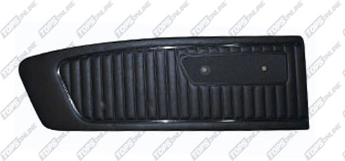 Door Panels:1964 and 1965 Ford Mustang Coupe, Convertible, 2+2 Fastback
