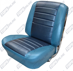 Seat Covers:1965 Chevy Chevelle Convertible Only