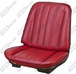 Seat Covers:1966 Chevy Chevelle Coupe Only
