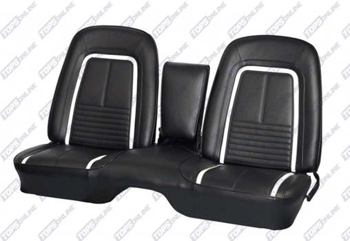 Seat Covers:1967 Chevy Camaro Coupe Only