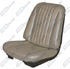 Seat Covers:1968 Chevy Chevelle Convertible Only