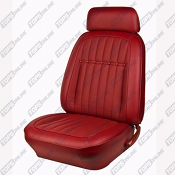 Seat Covers:1969 Chevy Camaro Coupe Only