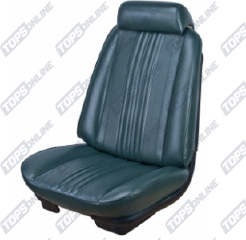 Seat Covers:1970 Chevy Chevelle Coupe Only