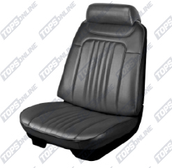 Seat Covers:1971-1972 Chevy Chevelle Convertible Only