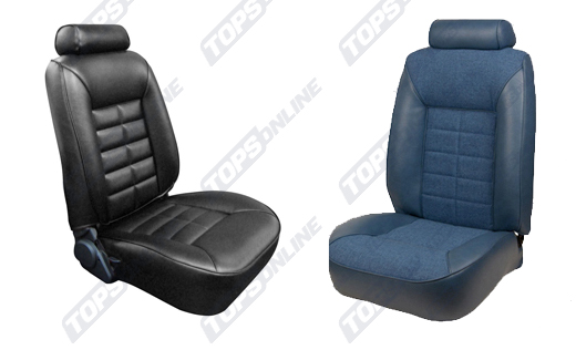 Seat Covers:1982 Ford Mustang GL,GLX, and GT (Coupe & Hatchback)
