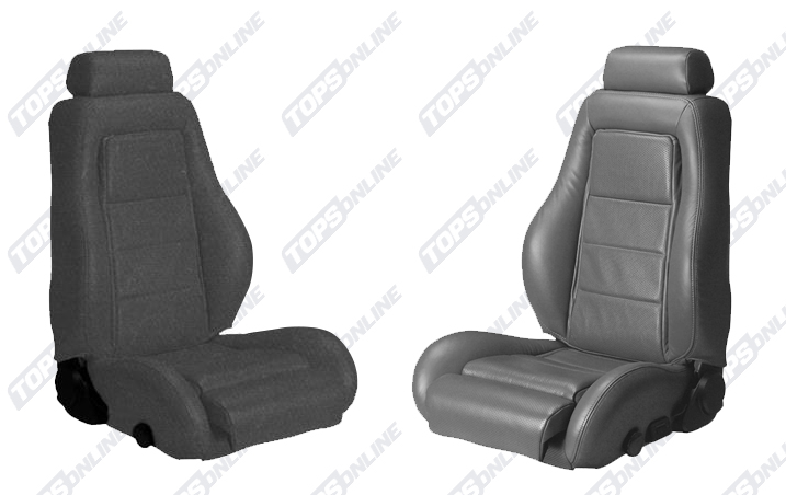 Seat Covers:1985 thru 1986 Ford Mustang SVO (Coupe, Convertible & Hatchback)