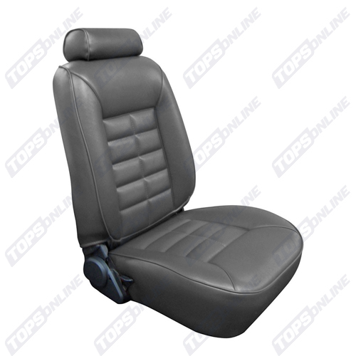 Seat Covers:1987 thru 1989 Ford Mustang GT and LX (Convertible, Coupe and Hatchback)