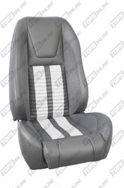 Seat Covers:Sports Seats Kit 1987 thru 1989 Mustang