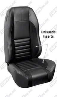 Seat Covers:Sport Seat Kits 1994 thru 1998 Mustang