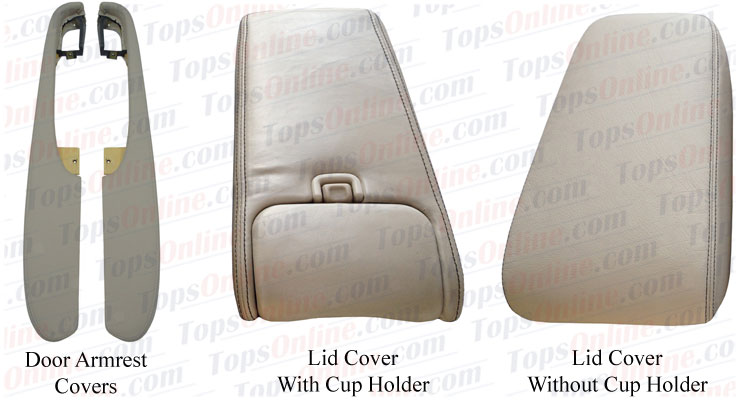 Seat Covers:1997 thru 2000 Jaguar XK8 & XKR Convertible & Coupe Models