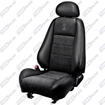 Seat Covers:2003 thru 2004 Ford Mustang Cobra (Convertible and Coupe)