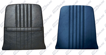 Seat Covers:1968 Ford Mustang and Shelby (Convertible, Coupe, Fastback) Deluxe Upholstery
