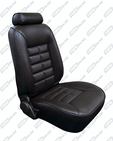 Seat Covers:1992 Ford Mustang GT and LX (Convertible, Coupe and Hatchback)
