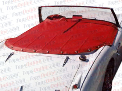Convertible Tops & Accessories:1956 thru 1959 Austin Healey Roadster 100-6 BN4 & 3000 BT7 Mark 1