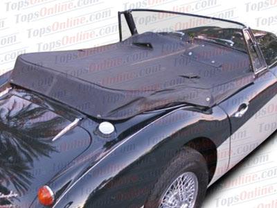 Convertible Tops & Accessories:1963 thru 1968 Austin Healey Roadster 3000 BJ8 Mark 3