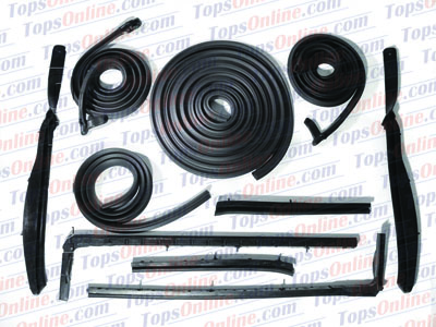 Convertible Tops & Accessories:1959 thru 1960 Oldsmobile Dynamic 88, Super 88 & 98 (Ninety Eight)