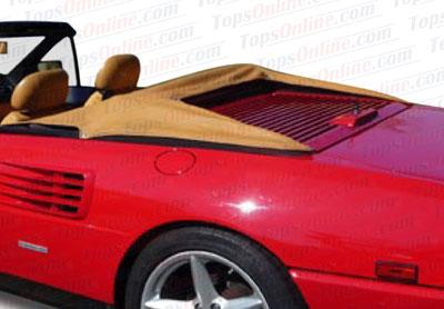 Convertible Tops & Accessories:1984 thru 1994 Ferrari Mondial