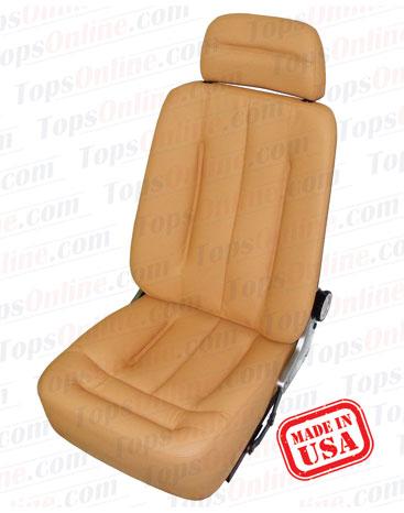 Seat Covers:1982 thru 1988 Ferrari Mondial Coupe & Convertible