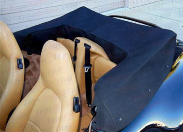 Convertible Tops & Accessories:1995 thru 1998 Porsche 911 - 993 Carrera & Carrera 4 (C4) Cabriolet