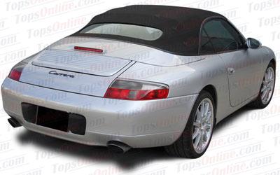 Convertible Tops & Accessories:1999 thru 2001 Porsche 911 - 996 Carrera & Carrera 4 Cabriolet