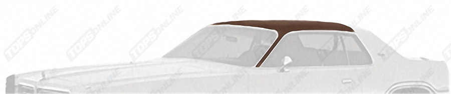 Landau Tops:1965 thru 1976 Dodge Coronet & Super Bee
