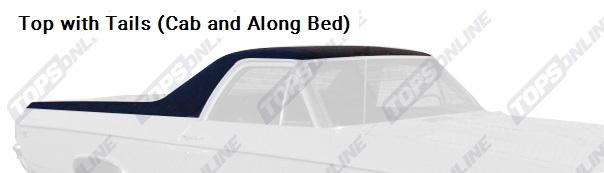 Landau Tops:1964 thru 1986 Chevrolet El Camino